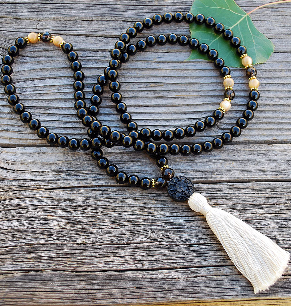 Zen meditation mala for Zen culture jewelry reviews