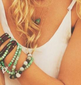 Boho Mala Bracelets
