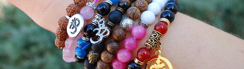 mala bracelet stack