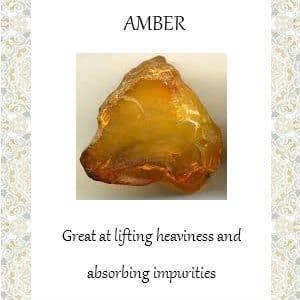 amber info