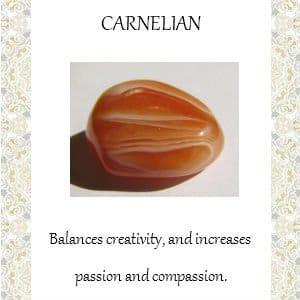 carnelian info