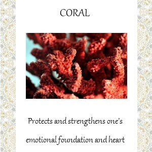 coral info
