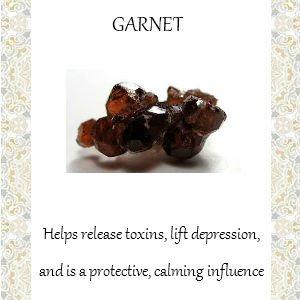 garnet info