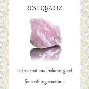 rose quartz info