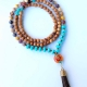 Om Mala Necklaces