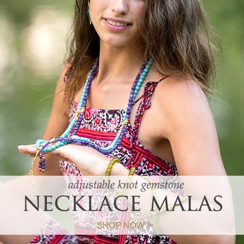 necklace mala