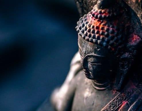 buddha sad
