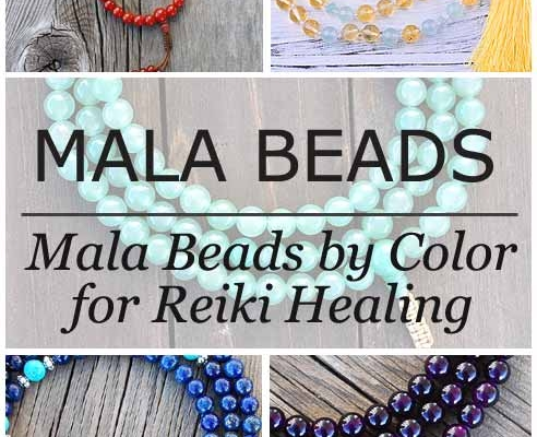 mala beads by color