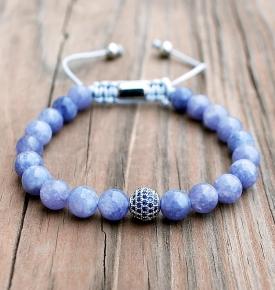 aquamarine jade bracelets