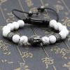 Buddha Howlite Bracelet