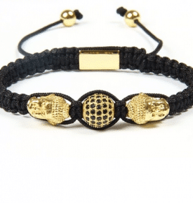 Bracelet Gold Buddha