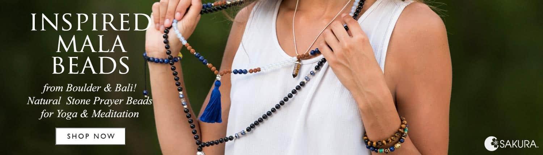 mala bead collection