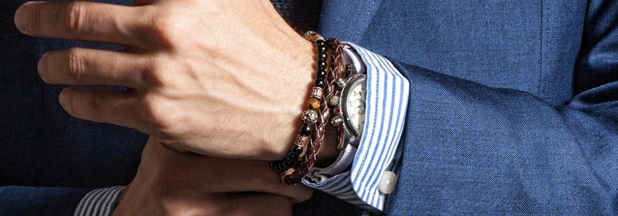 mala bracelet for men