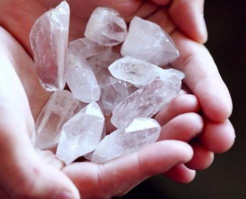 stone healing