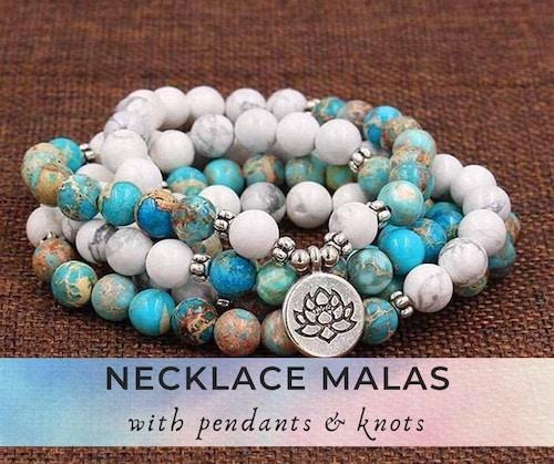 necklace prayer beads