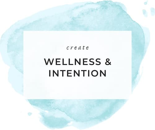 wellness intention